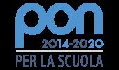 Logo PON 2014-2020