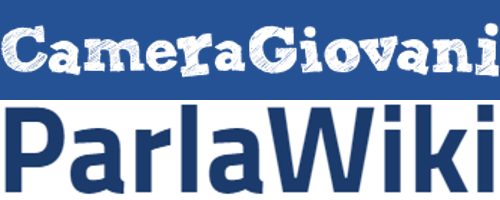 Logo concorso Parlawiki