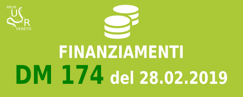 Finanziamenti DM 174/2019